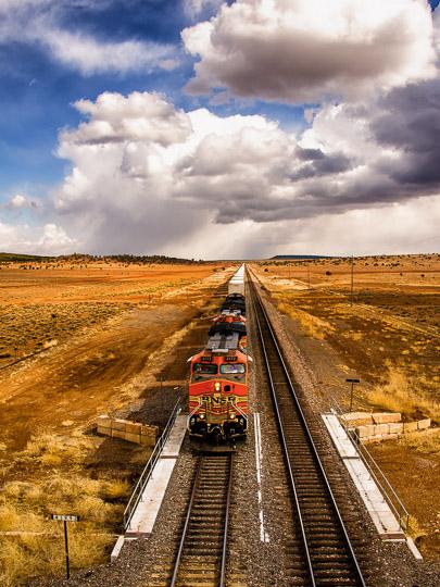 route 66 train
