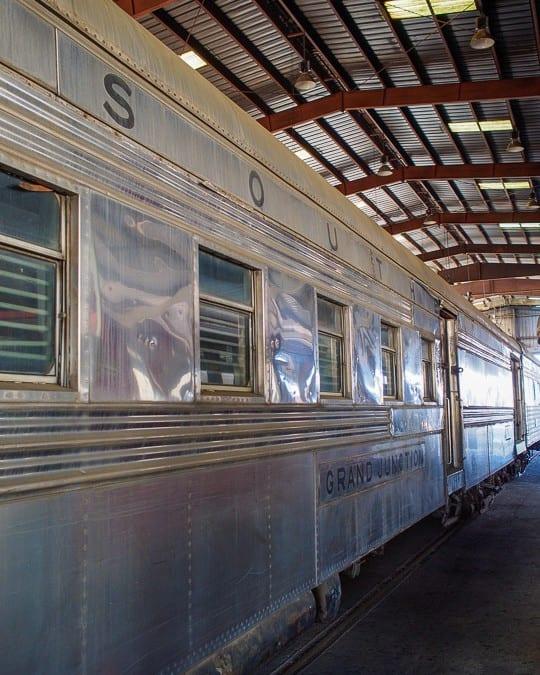 Southeastern Railway Museum hybrid e-Scape