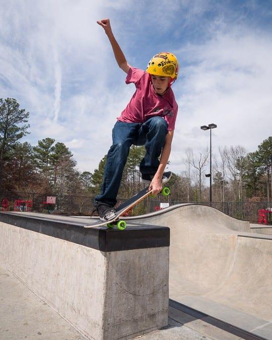 I wish I could Still Skate