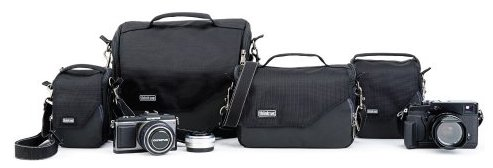 New Bags for Mirrorless Shooters