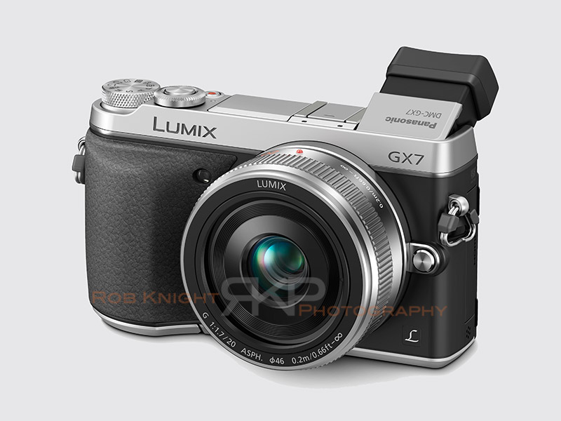 Panasonic LUMIX GX7 Announcement