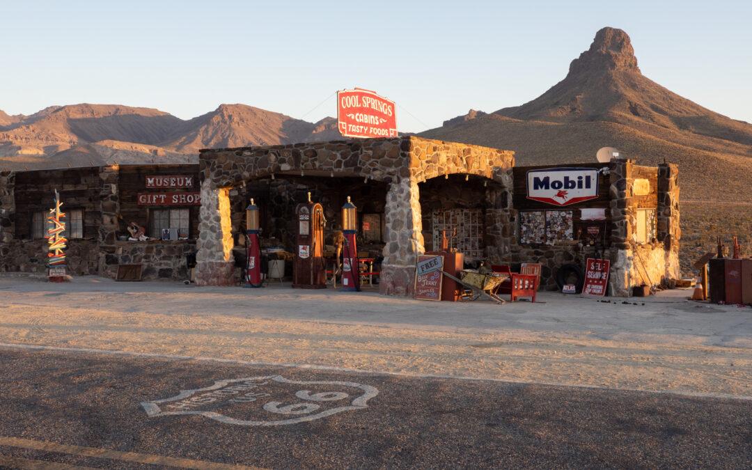 Route 66 Photo Road Trip Workshop